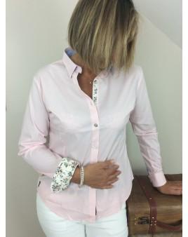 Chemisier Elena pink