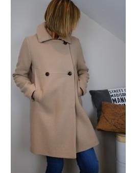 manteau beige trench&coat